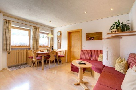 Feel-good holiday apartments on a farm in Eggen/ Deutschnofen